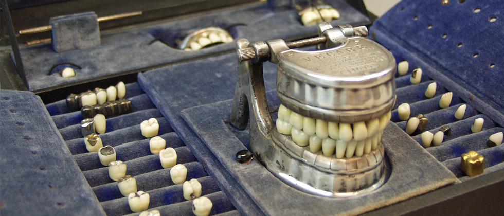 model of examination intended for the dentistry, VECABE