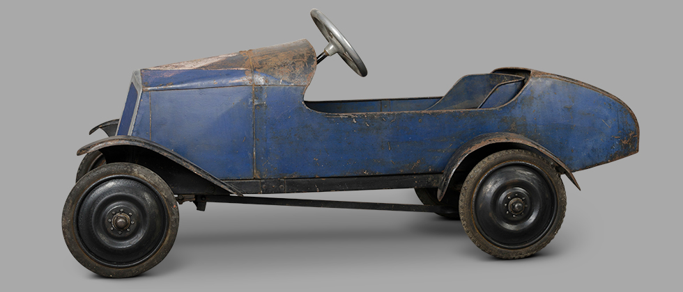 Pedal Car - 1930d Craft Work